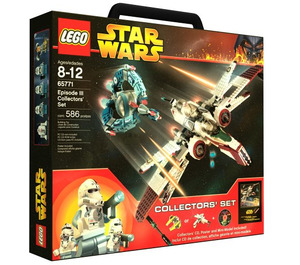 LEGO Episode III Collectors' Set 65771