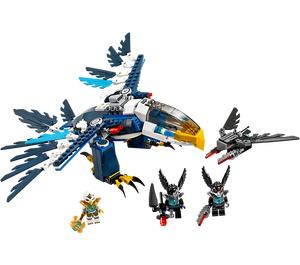 LEGO Eris' Eagle Interceptor Set 70003
