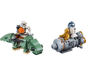LEGO Escape Pod vs. Dewback Microfighters Set 75228