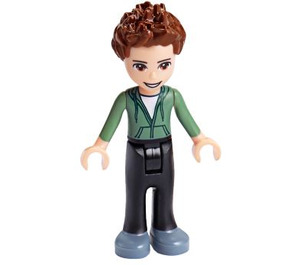 LEGO Ethan Minifigure