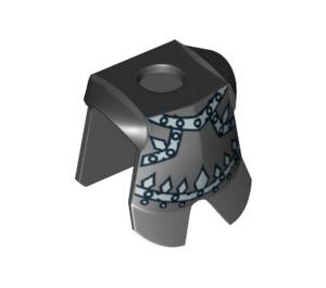 LEGO Evil Knight Minifig Armour Plate (10328)