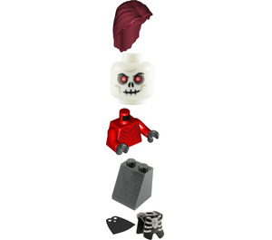 LEGO Evil Queen Chess Piece Minifigure
