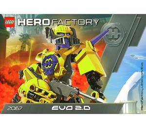 LEGO Evo 2.0 Set 2067 Instructions