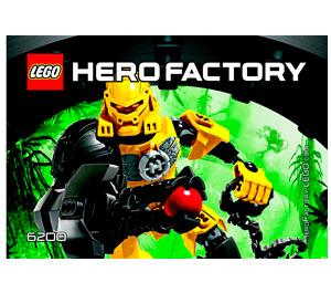LEGO EVO Set 6200-2 Instructions