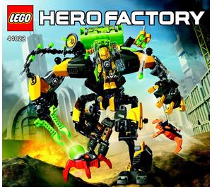 LEGO EVO XL Machine Set 44022 Instructions
