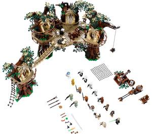 LEGO Ewok Village Set 10236