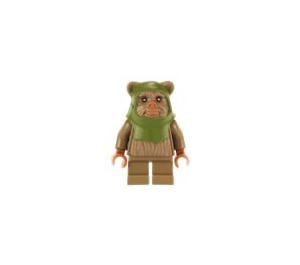 LEGO Ewok Warrior Figurine