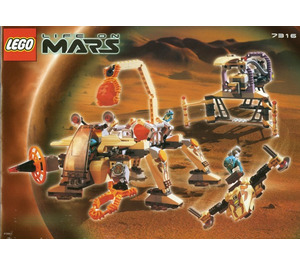 LEGO Excavation Searcher Set 7316