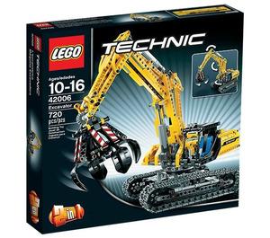 LEGO Excavator Set 42006 Packaging