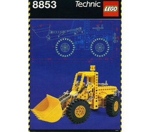 LEGO Excavator Set 8853