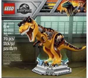 LEGO Exclusive T. rex Set 4000031