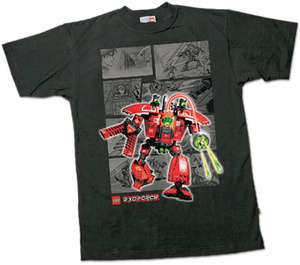 LEGO Exo-Force T-Shirt (B8518)