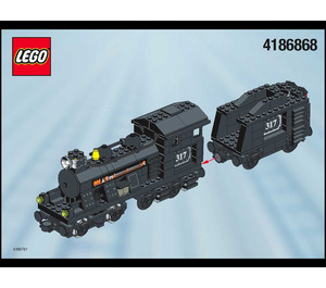 LEGO Express Deluxe Set 4535 Instructions