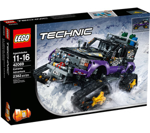 LEGO Extreme Adventure Set 42069 Packaging
