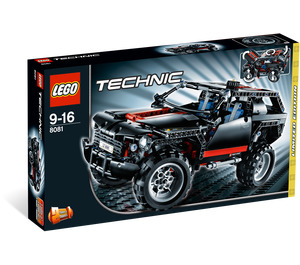 LEGO Extreme Cruiser Set 8081 Packaging