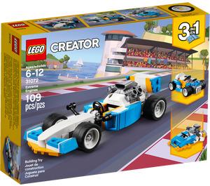 LEGO Extreme Engines Set 31072 Packaging