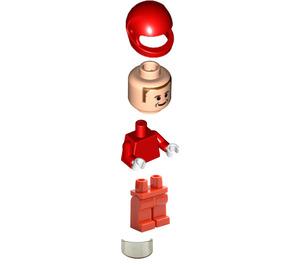 LEGO F.Massa without Torso Stickers Minifigure
