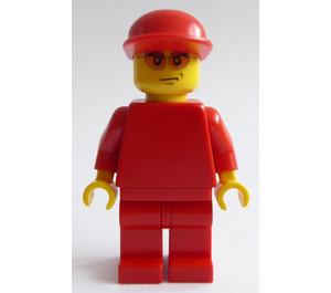 LEGO F1 Ferrari Engineer 3 Minifigure