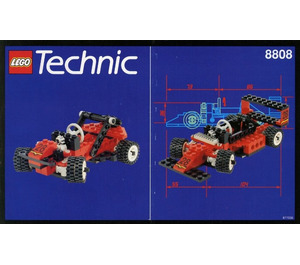 LEGO F1 Racer  Set 8808