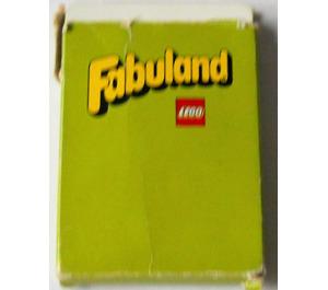 LEGO Fabuland Memory Card Game