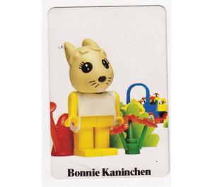 LEGO Fabuland Memory Game Card n° 11 (German version)