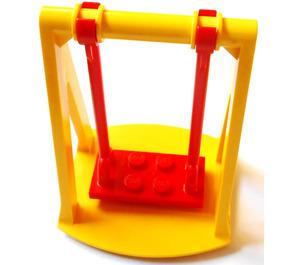 LEGO Fabuland Swing Assembly from Set 3659/3676