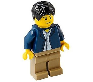 LEGO Family House Male Minifigure