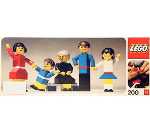 LEGO Family Set 200-1