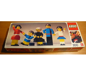 LEGO Family Set 200-1 Packaging