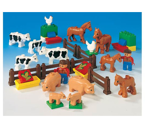 LEGO Farm Animals Set 9137