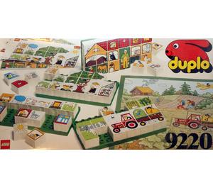 LEGO Farm Scene Mosaics Set 9220