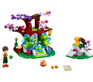 LEGO Farran and the Crystal Hollow Set 41076