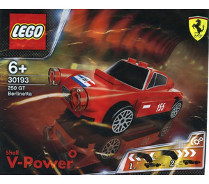 LEGO Ferrari 250 GT Berlinetta Shell V-Power Set 30193