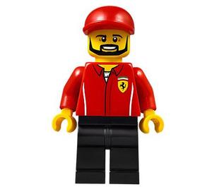 LEGO Ferrari Engineer Minifigure