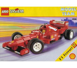 LEGO Ferrari Formula 1 Racing Car Set 2556