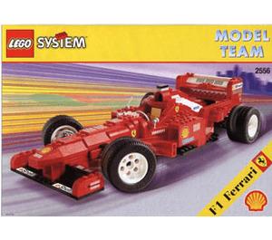 LEGO Ferrari Formula 1 Racing Car Set 2556 Instructions