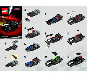 Lego Ferrari Fxx Shell V Power 30195 Instructions Brick Owl Lego Marktplatz