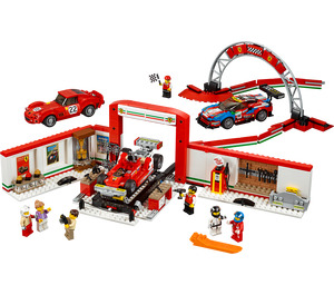 LEGO Ferrari Ultimate Garage Set 75889