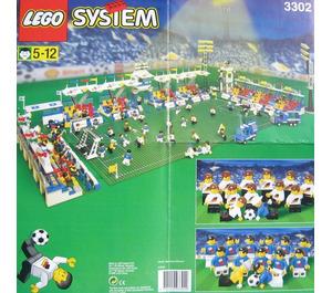 LEGO Field Bases Set 3302