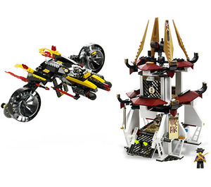 LEGO Fight for the Golden Tower Set 8107