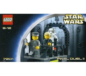 LEGO Final Duel II Set 7201