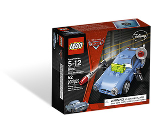 LEGO Finn McMissile Set 9480 Packaging
