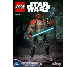 LEGO Finn Set 75116 Instructions