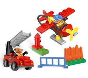 LEGO Fire Action Set 3655