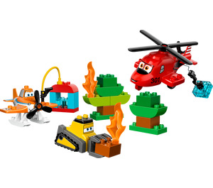 LEGO Fire and Rescue Team Set 10538