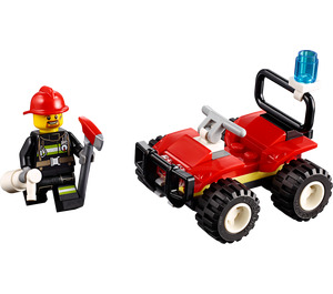 LEGO Fire ATV Set 30361