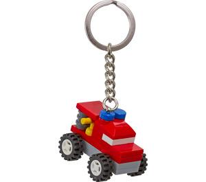 LEGO Fire Car Keychain (850952)