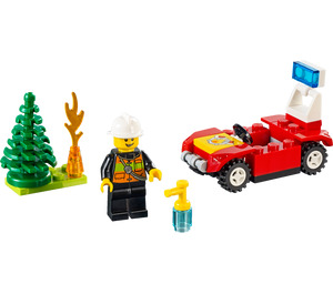 LEGO Fire Car Set 30338