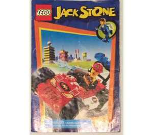 LEGO Fire Cruiser Set 4601 Instructions