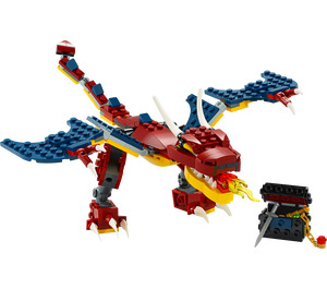 LEGO Fire Dragon Set 31102